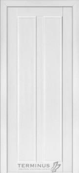 Модель-117 ПГ  Ясень белый эмаль