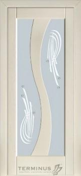 Модель-15 ПО Ясень Crema, сатин, матированное светлое, №15