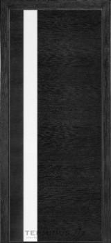 Модель-021 ПГ Дуб Nero, планилак белый