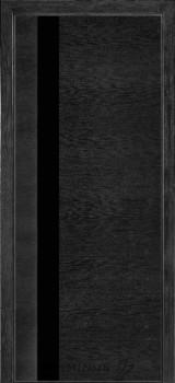 Модель-021 ПГ Дуб Nero, планилак черный