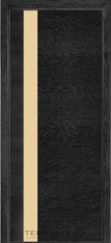 Модель- 021 ПГ Дуб Nero, планилак молочный