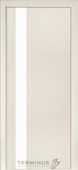 Модель-021 ПГ Ясень Crema, планилак белый