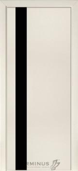 Модель-021 ПГ Ясень Crema, планилак черный