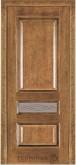 Модель-53 ПО Даймонд, остекленная (02)стекло сатин бронза №8
